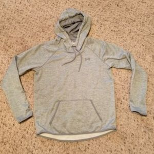 Light Grey Under Armour Pullover